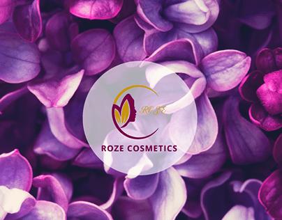 visual branding for cosmetic company