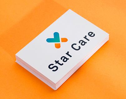 Star Care - Logo creation - Brand design