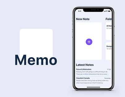 Memo - Note App
