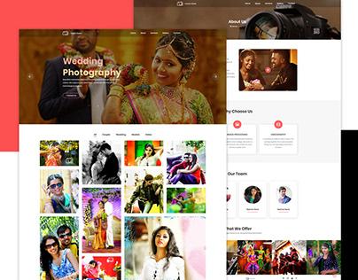 Photography responsive websites