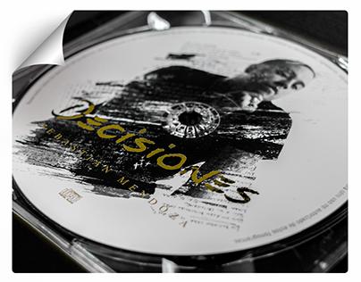Arte de disco / Cover design.