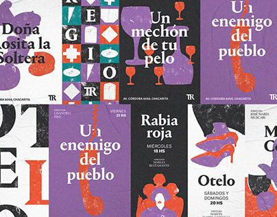 Identidad Teatro Regio