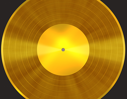 Gold Record from scratch