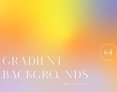 Gradient Textures & Geometry