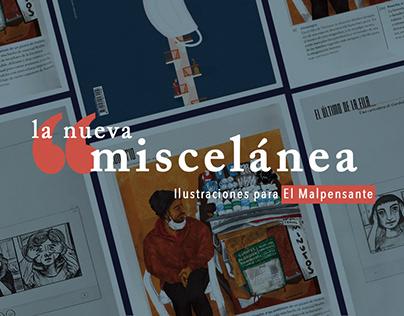 Ilustración Revista El Malpensante