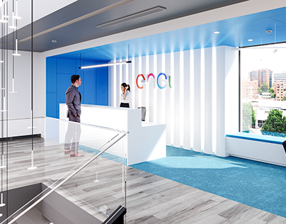 ENEL Office design