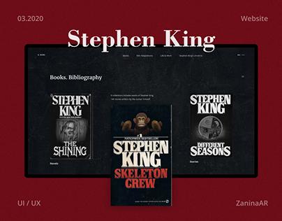 Stephen King | Web site