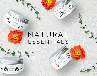 Natural Essentials Branding