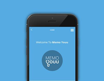 MEMO health mobile App