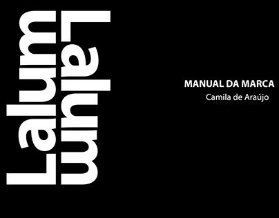 Manual da Marca - Lalum