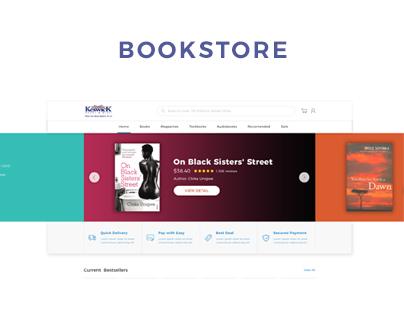Keswick Website Redesign