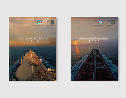 Sustainability Report Design - ADNATCO & NGSCO