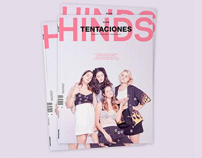 TENTACIONES El País magazine #27 August 2017