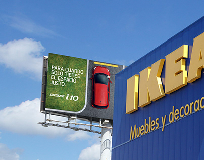 Hyundai Grand i10 | Billboard