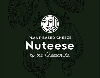 Branding for Plant Based Cheezes company