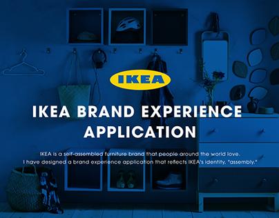 IKEA Brand Experience Application