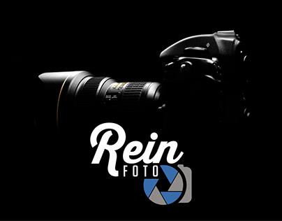 Logo Design with Background - Photo Studio