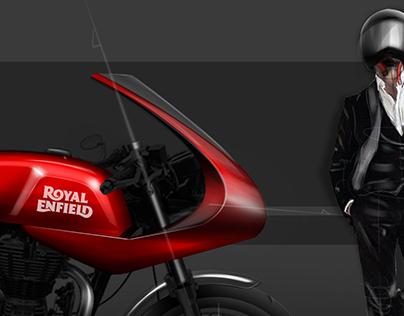 RE continental gt custom design