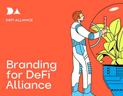 DeFi Alliance: Brand Identity