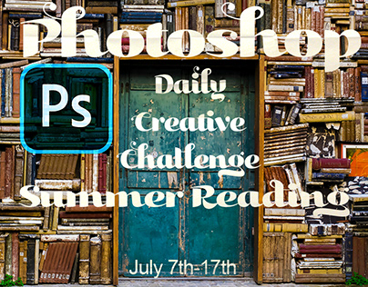 Photoshop DCC July 7th-17th