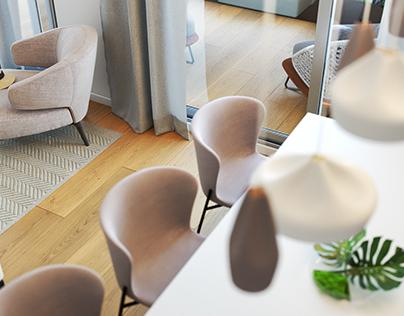 3D // Velaire Residencial Spain