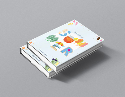 The Book of Summer: Book Cover Design