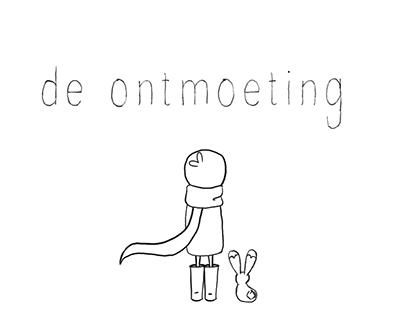 de ontmoeting // the encounter
