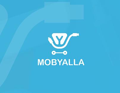 Mobyalla Full Branding