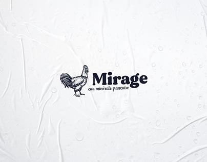 Mirage - Brand Identity