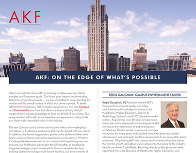 AKF Newsletters
