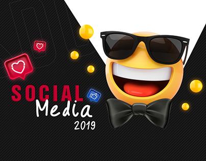 Legend - Social media