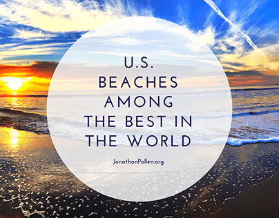 U.S. Beaches Among the Best in the World