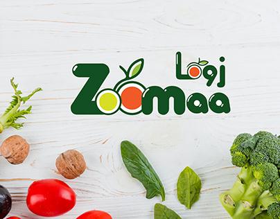 Zoomaa branding