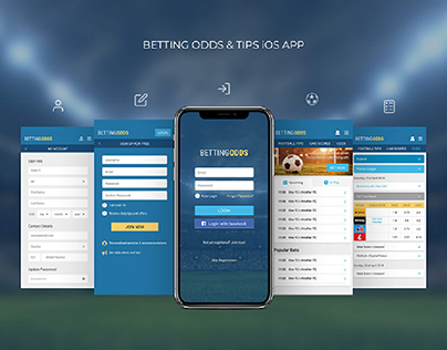 Betting Odds Mobile App