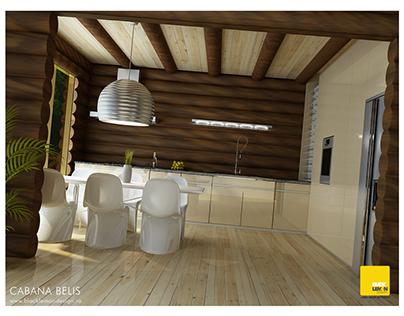 Belis, Fantanele Cottage