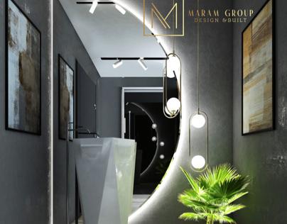 Modern Wash and Bathroom | Kuwait