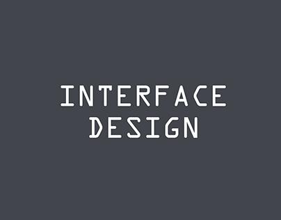 Interface Design