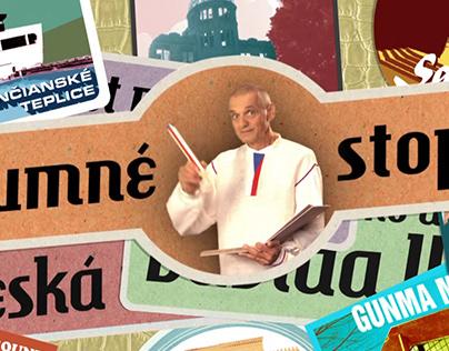ŠUMNÉ STOPY - opening titles