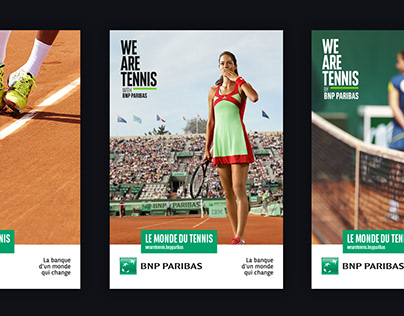 We Are Tennis by BNP Paribas Part I - IDENTITY REVIEW