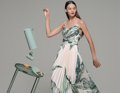 LookBook for Isabel Sanchis Haute couture