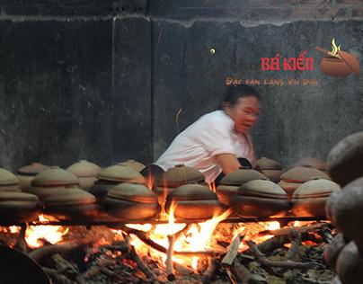 Niêu cá kho trên bếp lửa
