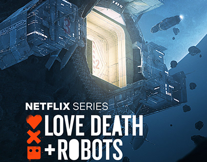 Love Death and Robots_ Saumlaki Station