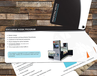 Swivel Brochure Design