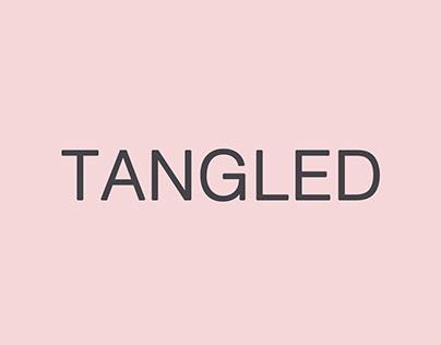 Tangled- a lost scissors concept