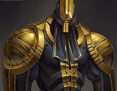 Imperial Sardaukar / Illustration