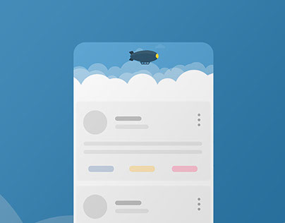 2D User Experience Transitions