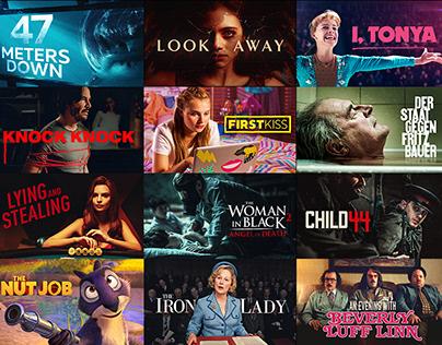 Netflix - Licensed Artwork