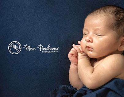 Maia Panebianco - Logo & Web design