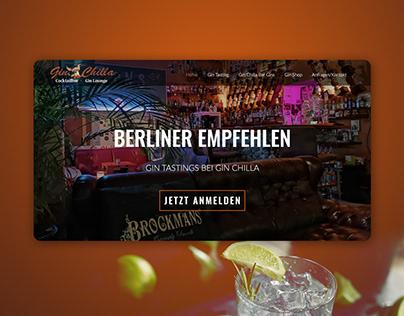 GIN CHILLA BAR BERLIN Warschauer Str. 33, 10243 Berlin