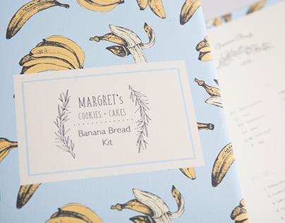 Margret's Banana Bread